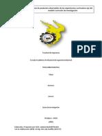 Productos Observables UNT 2014 - Ingeniería Industrial