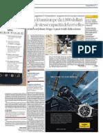 Il Corriere Della Sera - TV e Twitter