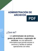 ADMINISTRACIÓN DE recursos