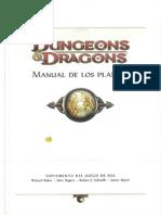 D&D 4 Ed - Manual de Los Planos