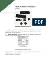 Belajar Sendiri Mikrokontroler Lengkap