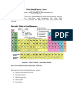 klasifikasi unsur