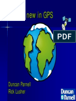 Whats New in GPS Lusher