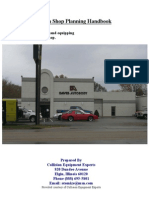 Collision Shop Planning Handbook