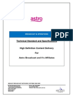 Astro HD Tech Specs 30082012