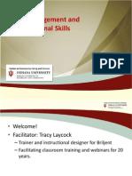 IU IIDC Time Management and Organizational Skills