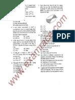 JEE Sample Paper 1
