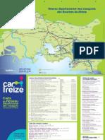 Mapa Recorrido Del Bus Desde Marsella...
