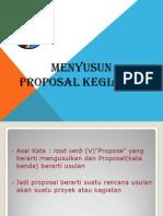 Proposal Kegiatan Standard