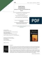 Rudolf Steiner - Antroposofie