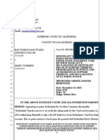 Ex parte Motion to void judgment