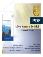 Kapsos Global Employment Trends NY Columbia