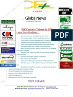 18th April,2014 Daily Global Rice E-Newsletter by Riceplus Magazine