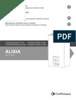 Alixia Manual de Usuario