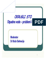 OkrugliSto-Otpadne vode