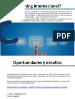 Marketing Internacional_oportunidades Desafios