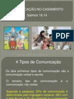 Comunicação no Casamento-Pr. Jersonias Santos