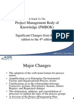 Guide to Pmp Bok