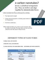 Carbon Nanotubes Presentation