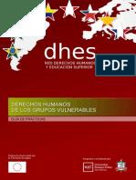 Derechos Humanos de los Grupos Vulnerables. Guía de prácticas © 2014