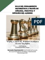 propuesta enseñanza ajedrez en el colegio
