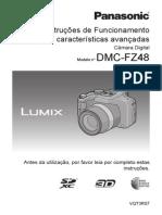 Manual Panasonic FZ47 FZ48 Portugues
