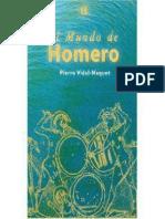 El Mundo de Homero - Pierre Vidal-Naquet