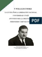 John William Cooke- La Lucha por la Liberacion Nacional