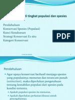 Konservasi spesies14