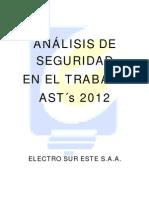 ATSs - ELSE - 2012