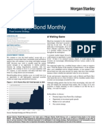 Muni Bond Monthly
