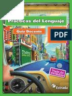 Practicas Del Lenguaje 4, Viaje de Estudio, Guia Docente Para WEB