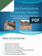 Aspectos Constructivos Pavimentos Flexibles Final