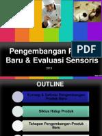13 Pengembangan Produk Baru Dan Evaluasi Sensoris1