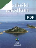 Ekološki leksikon