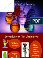 Intro to Chem