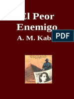 El Peor Enemigo - A. M. Kabal