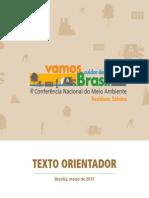 Consorcio Realiza 4º Conferencia Nacional Do Meio Ambiente