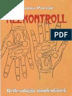 Kézkontroll - Reflexologia mindenkinek