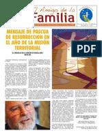 EL AMIGO DE LA FAMILIA domingo 20 abril 2014