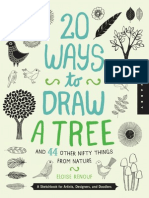 Eloise Renouf - 20 Ways to Draw a Tree and 44 Other Nifty Things From Nature - 2013 [PDF]
