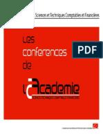 Conférence Lexposia IFRS ET RETRAITES