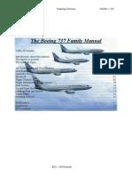 B737 Family Manual - CL vs NG