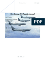 B737 Family Manual - CL vs NG