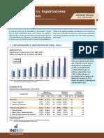Export Import Diciembre 2013