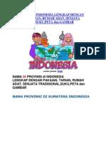 nama 34 provinsi di indonesia rh id scribd com