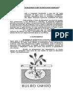 IRRIGAÇÃO GOTEJAMENTO PDF