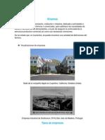 Empresa,Tipos de Empresa, Funciones Etc