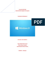 Manual Instalacion Windows 8
