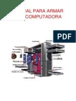 Manual Para Armar Computadora